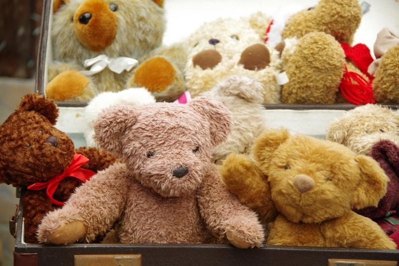 samengestelde knuffelberen